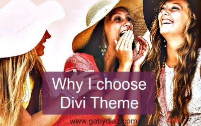 Why I recommend Divi Theme for WordPress