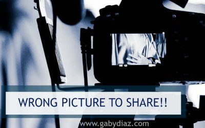 Wrong Picture when sharing posts on Facebook
